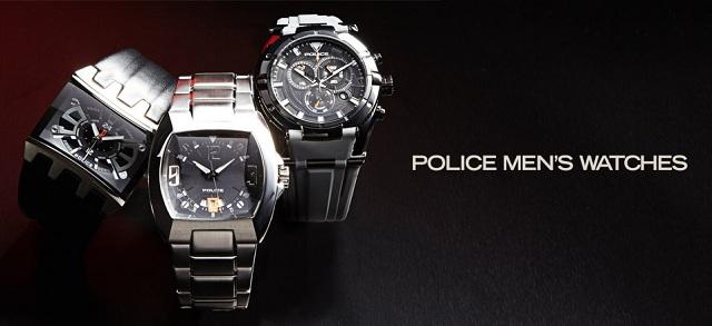 Police Men's Watches at MYHABIT