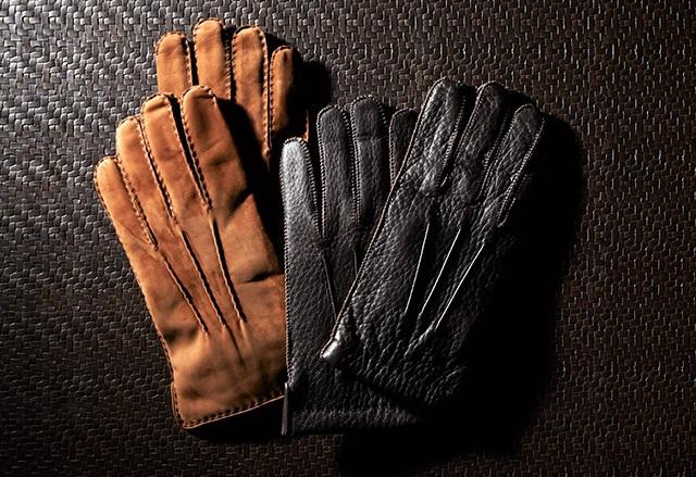 Portolano Men's Leather Gloves