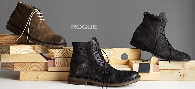 Rogue Shoes at MYHABIT