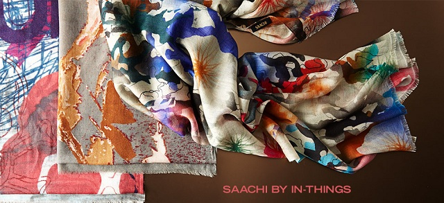 Saachi Scarves at MYHABIT