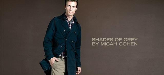 Shades of Grey by Micah Cohen at MYHABIT
