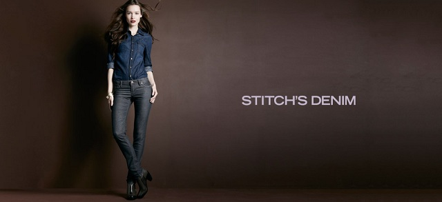 Stitch's Denim at MYHABIT