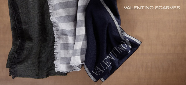 Valentino Scarves at MYHABIT
