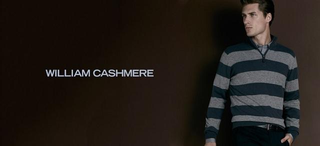 William Cashmere at MYHABIT
