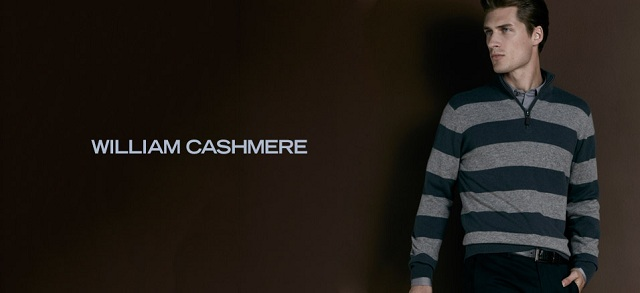 William Cashmere at MYHABIT