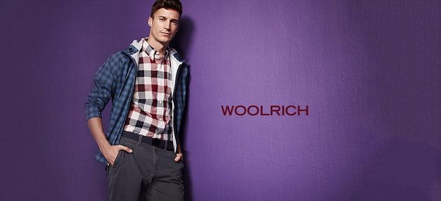 Woolrich at MYHABIT