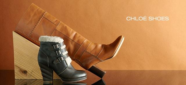 Chloé Shoes at MYHABIT