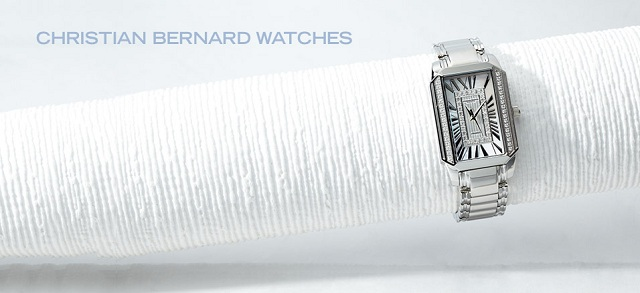 Christian Bernard Watches at MYHABIT