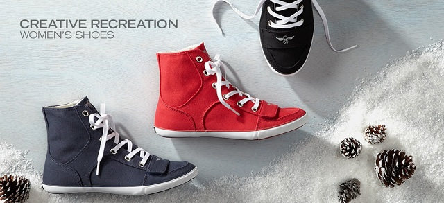 Creative Recreation Women's Shoes at MYHABIT