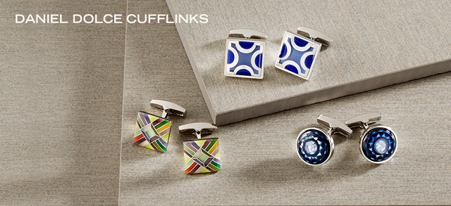 Daniel Dolce Cufflinks at MYHABIT