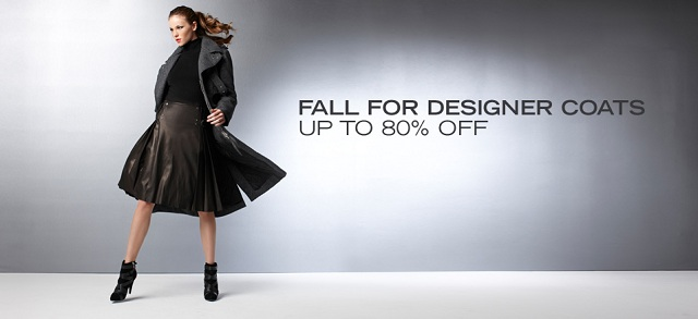 Fall for Designer Coats: Up to 80% Off at MYHABIT
