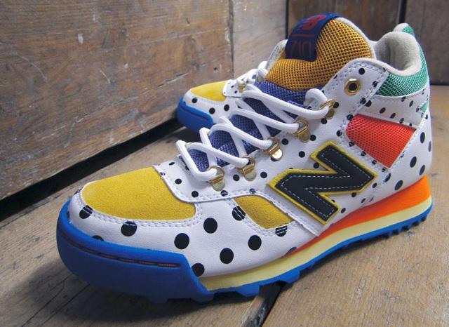 Frapbois x New Balance H710FA Boot