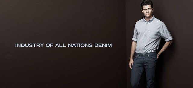 Industry Of All Nations Denim at MYHABIT