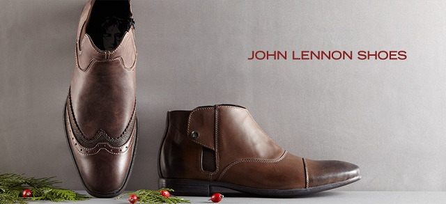 John Lennon Shoes at MYHABIT