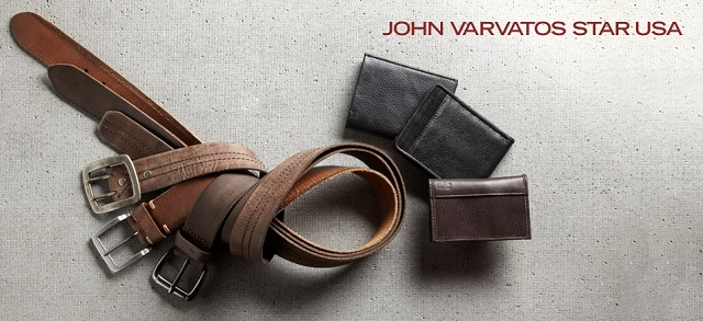 John Varvatos Star USA at MYHABIT