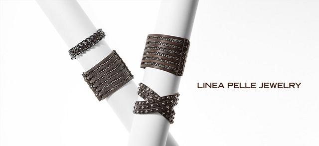 Linea Pelle Jewelry at MYHABIT
