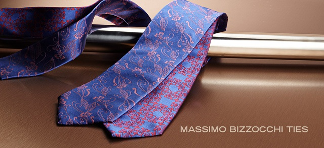 Massimo Bizzocchi Ties at MYHABIT