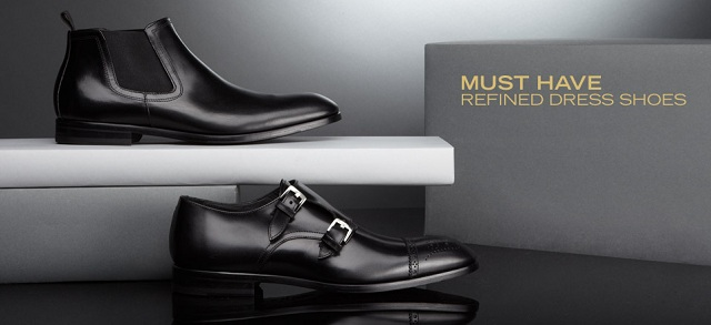Must Have: Refined Dress Shoes at MYHABIT