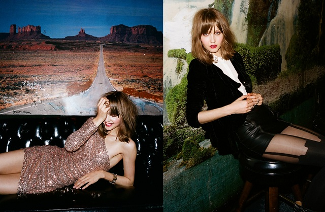 Nasty Gal All That Glitters Lookbooks