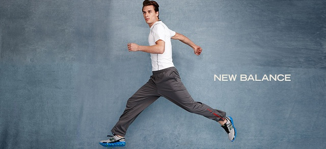 New Balance Active Wear at MYHABIT