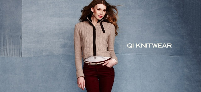 Qi Knitwear at MYHABIT
