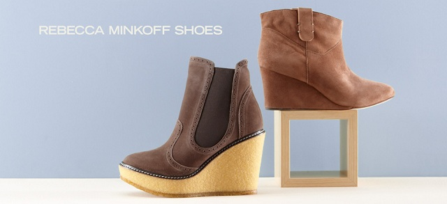 Rebecca Minkoff Shoes at MYHABIT