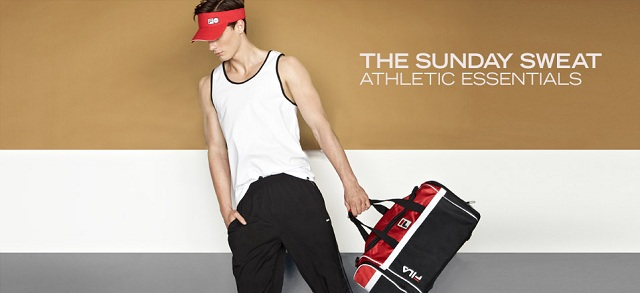 The Sunday Sweat: Athletic Essentials at MYHABIT