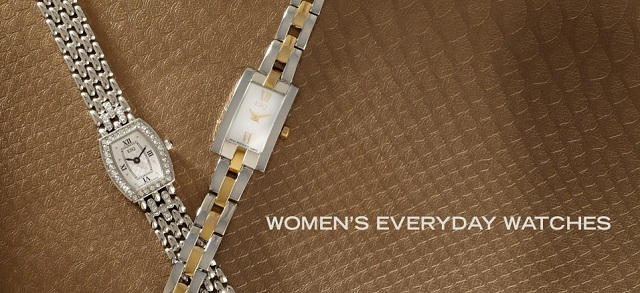 Women's Everyday Watches at MYHABIT