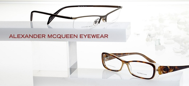 Alexander McQueen Eyewear at MYHABIT