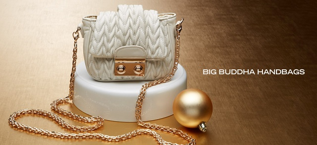 Big Buddha Handbags at MYHABIT