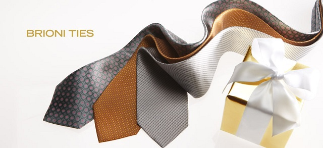 Brioni Ties at MYHABIT