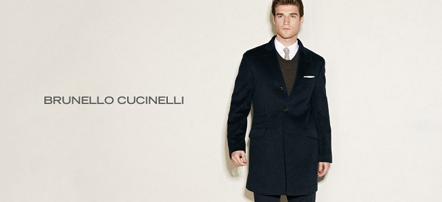 Brunello Cucinelli at MYHABIT