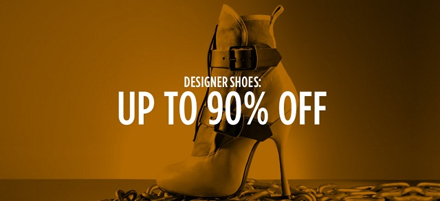Designer Shoes: Up to 90% Off at MYHABIT