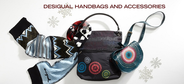 Desigual Handbags and Accessories at MYHABIT