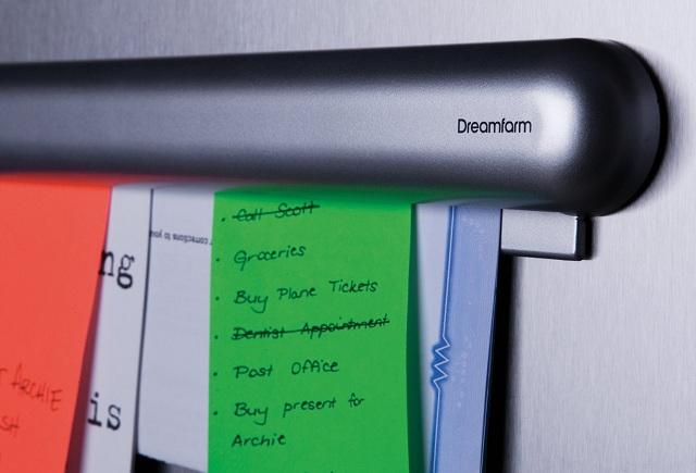 Dreamfarm Gripet Quick Grip Note Refrigerator Organizer_7