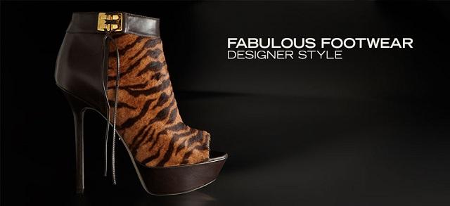 Fabulous Footwear: Designer Style at MYHABIT