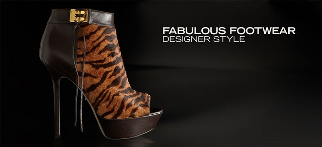 Fabulous Footwear: Designer Style at MYHABIT