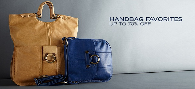 Handbag Favorites: Up to 70% Off at MYHABIT