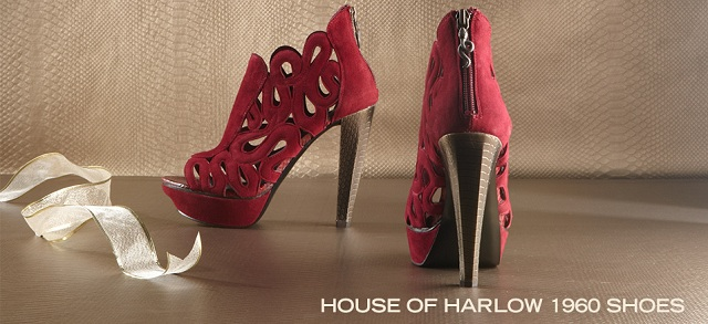 House of Harlow 1960 shoes at MYHABIT