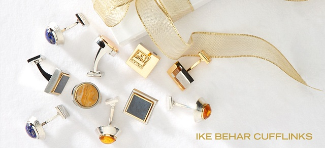 Ike Behar Cufflinks at MYHABIT