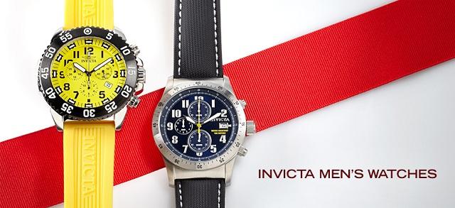 Invicta Men's Watches at MYHABIT