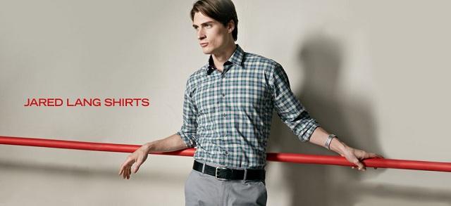 Jared Lang Shirts at MYHABIT