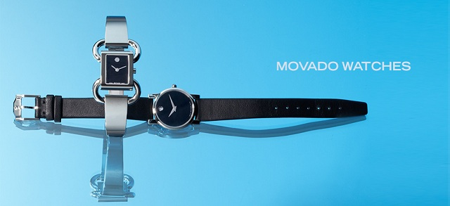 Movado Watches at MYHABIT