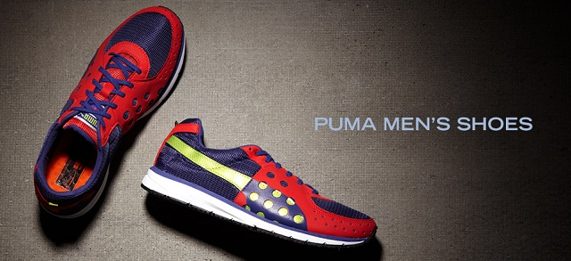 Puma Men's Shoes at MYHABIT