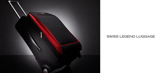 Swiss Legend Luggage at MYHABIT