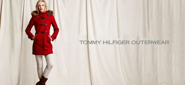 Tommy Hilfiger Outerwear at MYHABIT