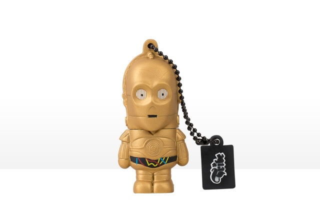 Tribe Star Wars C-3PO-USB-Flash-Drive_0
