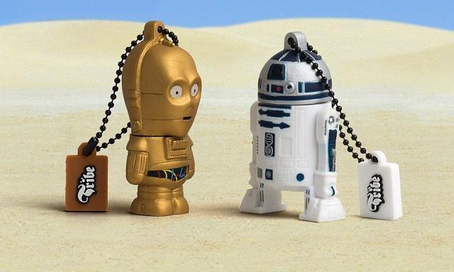 Tribe Star Wars USB Flash Drives_7