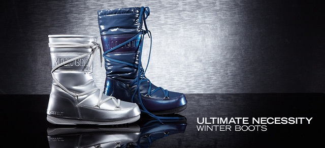 Ultimate Necessity: Winter Boots at MYHABIT