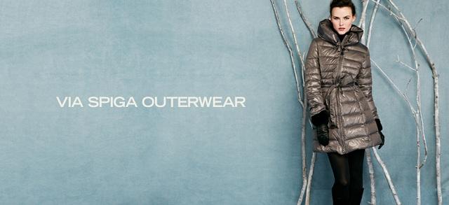 Via Spiga Outerwear at MYHABIT